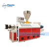 PVC wall and ceiling panel making machine
