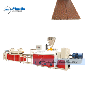 china PVC ceiling panel production line