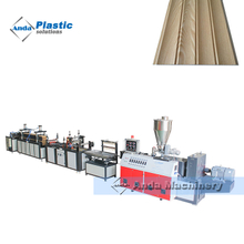 PVC wall panel production line