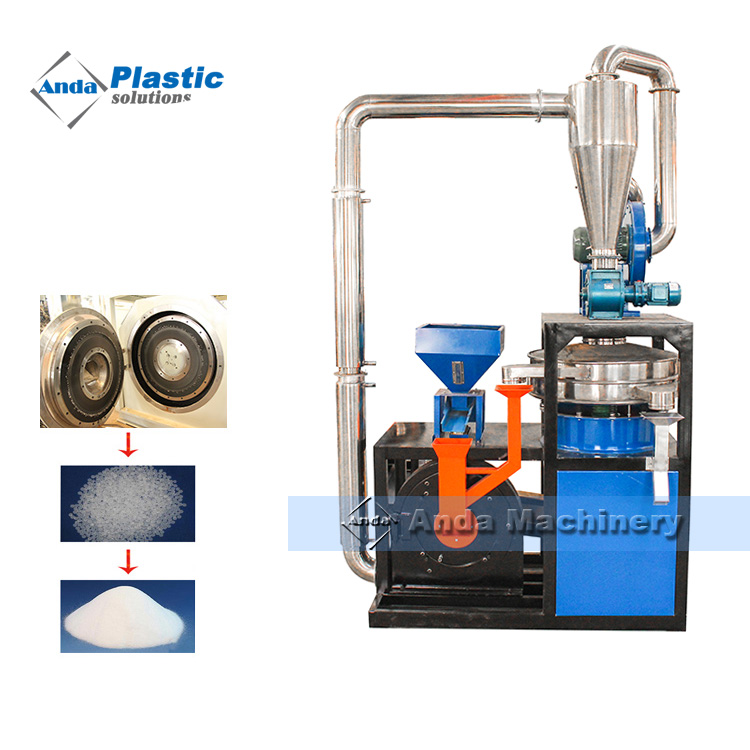 PP pulverizer machine from china manufacturer
