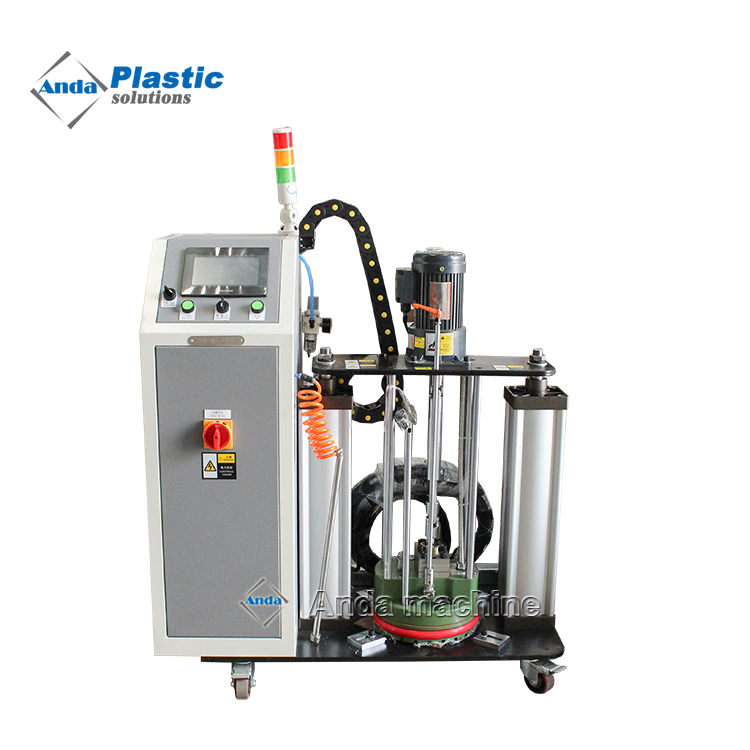 PVC film lamination machine
