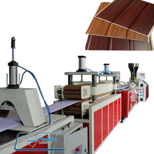PVC wall panel production line manufacturer
