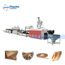 PVC edge band production line manufacturer