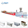 UPVC Door And Window Profile Making Machine With Turnkey Solution