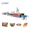 complete set of PVC edge banding making machine