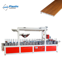 offline lamination machine for PVC window profile