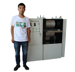 WPC board embossing machine