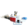 PVC ceiling making machine with double screw