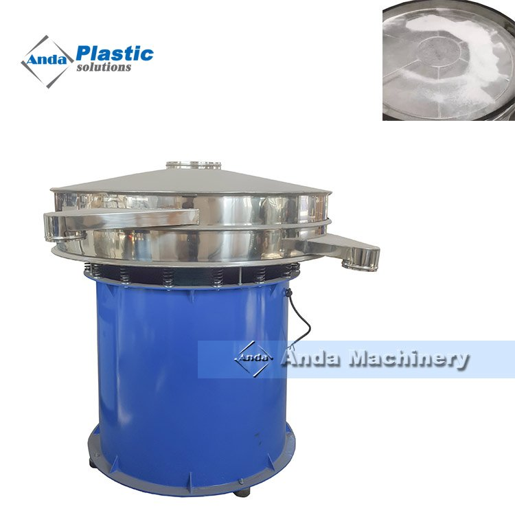 plastic pulverizer machine for recycling