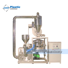 LDPE pulverizer machine with CE certification