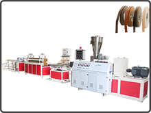 Pvc Edge Band Extrusion Line