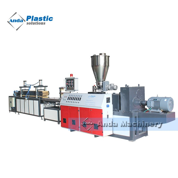 pvc ceiling wall panel/board/sheet/profile production line