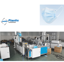 Fully Automatic Disposable Mask Machine from China